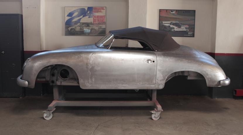 Ihr Klassiker in guten Händen! 17 Jahre Erfahrung in der Restauration von Porsche Oldtimern!